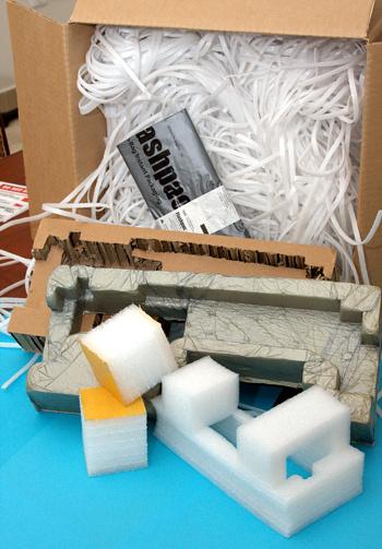 malosériová výroba pomocných obalových materiálů